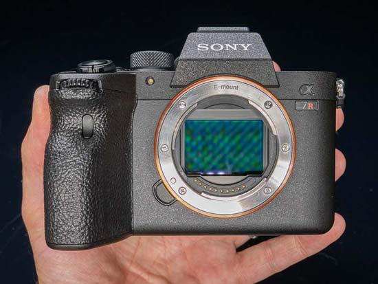 Test Sony A7R IV, Examen Sony A7R IV